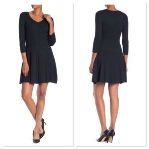 Philosophy 3/4 Sleeves Knit Dress
